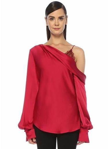 Jonathan Simkhai Bluz Kırmızı